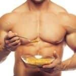 Cómo ganar volumen muscular. Dieta