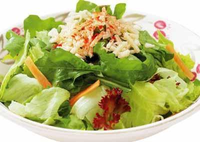Ensaladas para todos comidas saludables alimentaci n y for Comidas con d