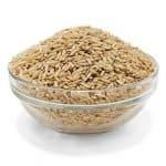 Beneficios del arroz integral. Propiedades