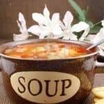 Algunas buenas razones para tomar sopa