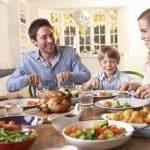 Ejemplo de menú semanal rico en fibra