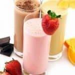 Batidos de frutas: fuente de salud