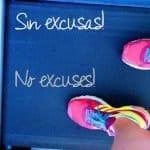 Excusas frecuentes para no hacer ejercicio