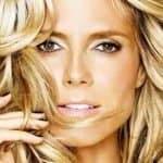 Heidi Klum. Dieta de las famosas: La dieta hiperproteica