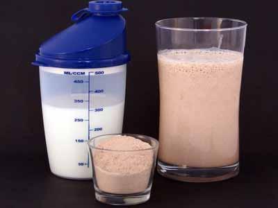 Qué son los batidos de proteínas