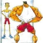 Vigorexia o anorexia inversa ¿la anorexia masculina?