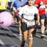 Mi debut en el maratón de Valencia
