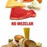 Dieta disociada. ¿Sabes en qué consiste?