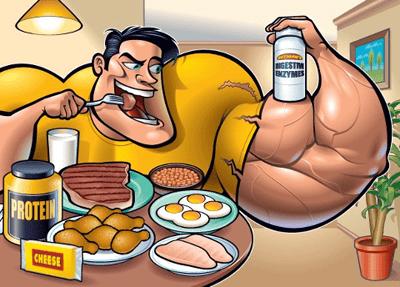 la-alimentacion-que-favorece-el-desarrollo-muscular