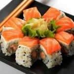 Calorías del sushi. No siempre es lo mismo