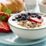 Desayunos dietéticos