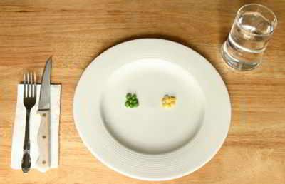 Las dietas hipocalóricas