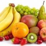 Las frutas con menos calorías