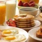 los desayunos americanos engordan