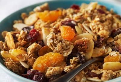 La granola engorda o adelgaza