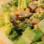 Receta de Ensalada de pollo con queso y frutos secos