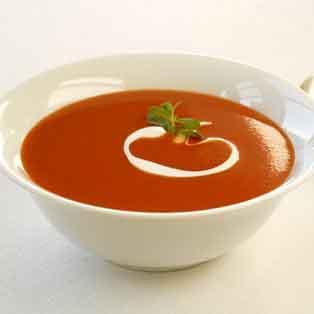 Receta de Sopa de Tomate - Recetas de cocina saludables