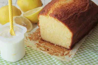 Receta de Bizcocho de yogur - Recetas de cocina saludables