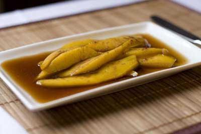 receta-de-mango-con-canela