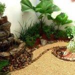 El jardín perfecto según el Feng Shui