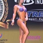 Pamela Rodríguez, campeona de la categoría Wellness